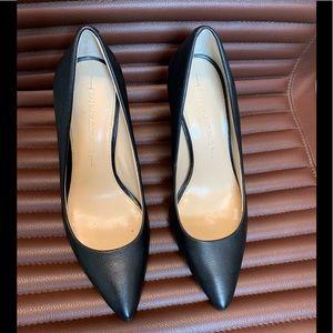 Banana Republic Leather Pumps Black Size 6